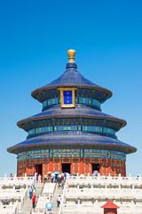 Aluminium Prints Peking Himmelstempel in Peking