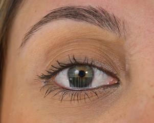Eye Barcode