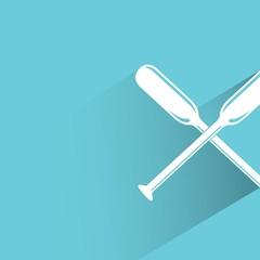 cross oar