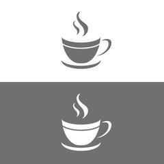 Icono café BN