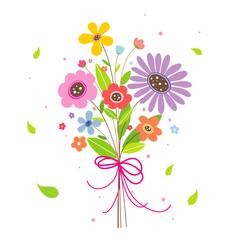 Flower Lovely Vector