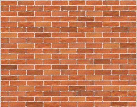 Ziegelstein Mauer Vektor