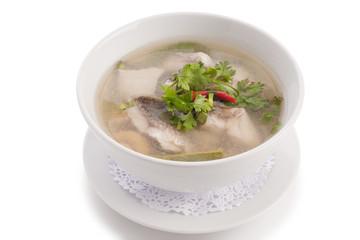 snapper fish tomyam