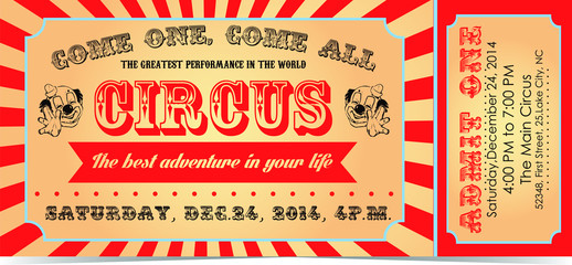Circus ticket stock image and royalty free vector files on fotolia circus ticket stock image and royalty free vector files on fotolia pic 71819098 maxwellsz