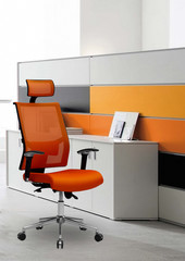 Concept Design, Ergonomic Office Chair