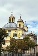 San Francisco el Grande Basilica, Madrid
