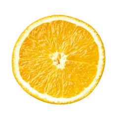 orange fruit food slice section fresh