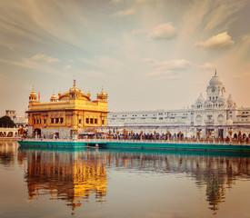 Papiers peints Edifice religieux Golden Temple, Amritsar