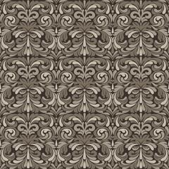 Patina baroque pattern