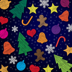 Christmas Background for Children