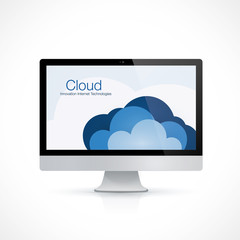 cloud computing, pc cloud design