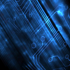 Microchip background