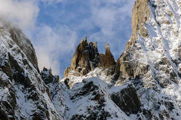 Les Dames Anglaises - 3.601 m s.l.m. - Valle d'Aosta