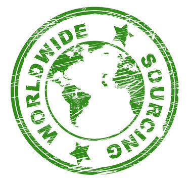Worldwide Sourcing Represents Supplier Procure And Globalize