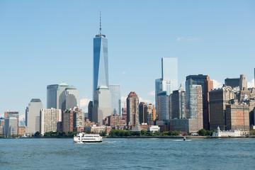 Une visite de New York