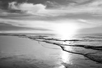 Strand - Monochrom