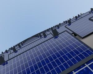 Duurzaam energie opwekken met zonnepanelen