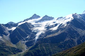 Mountain tops