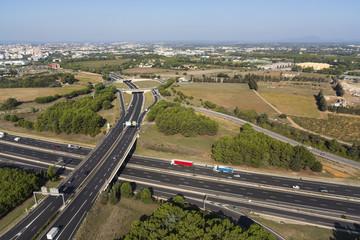 Autoroute - Montpellier