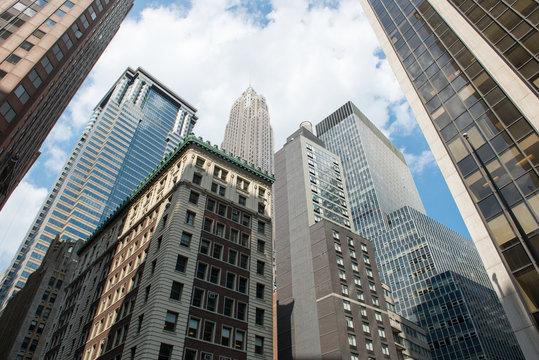 Un saut à New York