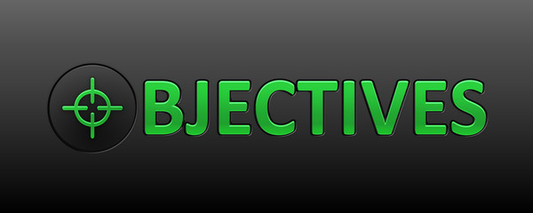 OBJECTIVES (metrics key performance indicators text)