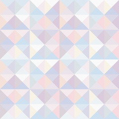 Colorful triangle and lines pattern18