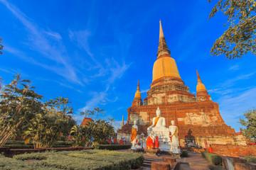 Ancient pagoda at Wat