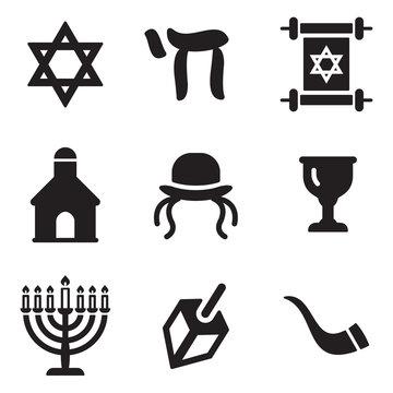 Judaism Icons