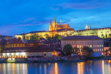 Zamek na Hradczanach Praga,Czechy.
