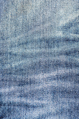 jeans fabric as background