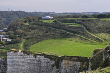 Golf course In Normandy