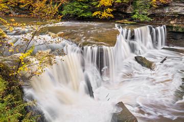 Waterfall on Tinkers Creek