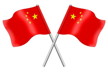 Flags of China