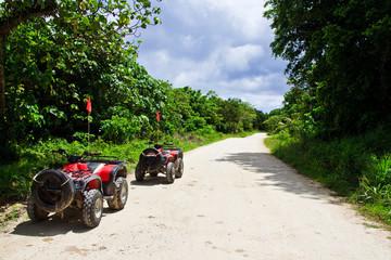 괌의 풍경