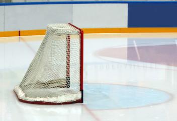 Porta hockey  ghiaccio