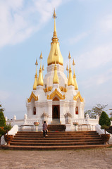 Wat Tham Khuha Sawan, Tham Khuha Sawan temple, Ubon Ratchathani