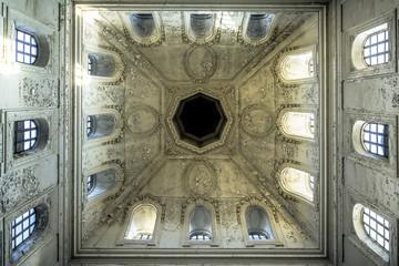 Dôme de l'Hôtel-Dieu de Lyon