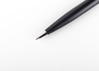 open notepad pen