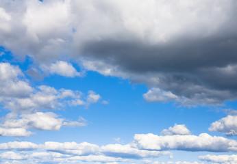 Blue Heavens Natural Beauty Skies Above