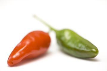 Chili Pepperoni Paprika Pfeffer