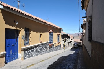 Potosi. Bolivia