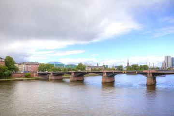 Frankfurt am Main, cityscape