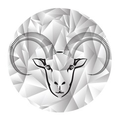 head of ram