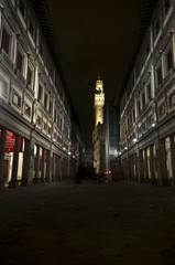Vista dagli uffizzi del Palazzo Vecchio,Florence