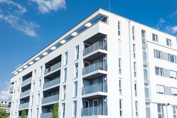 modernes Wohnhaus - Haus in Deutschland