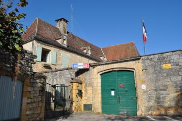 Caserne gendarmerie Périgord