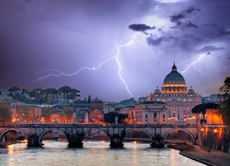 Canvas Prints Rome Vatican, Rome
