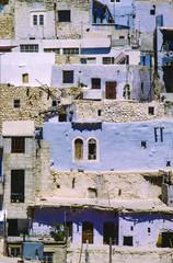 Ma'loula or Maalula, a small Christian village in the Rif Dimash