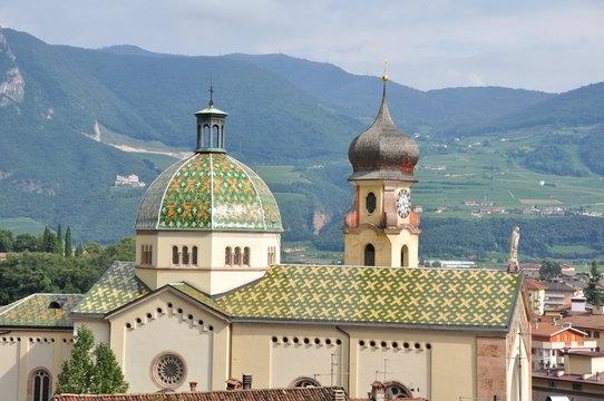 Kirche von Mezzocorona