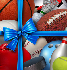 Wall Mural - Sports Gift